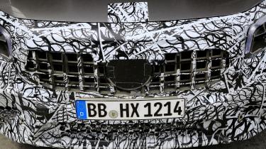 Mercedes-AMG GLB 45 - spied grille