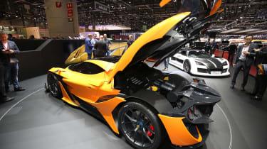 Apollo Arrow rear side