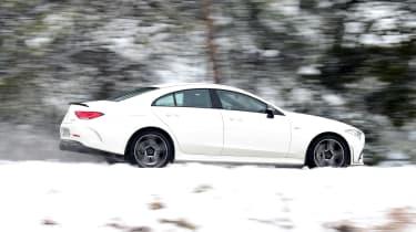 Mercedes-AMG CLS 53 - side action