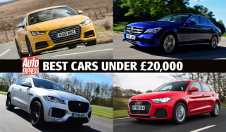 Best cars for £20,000