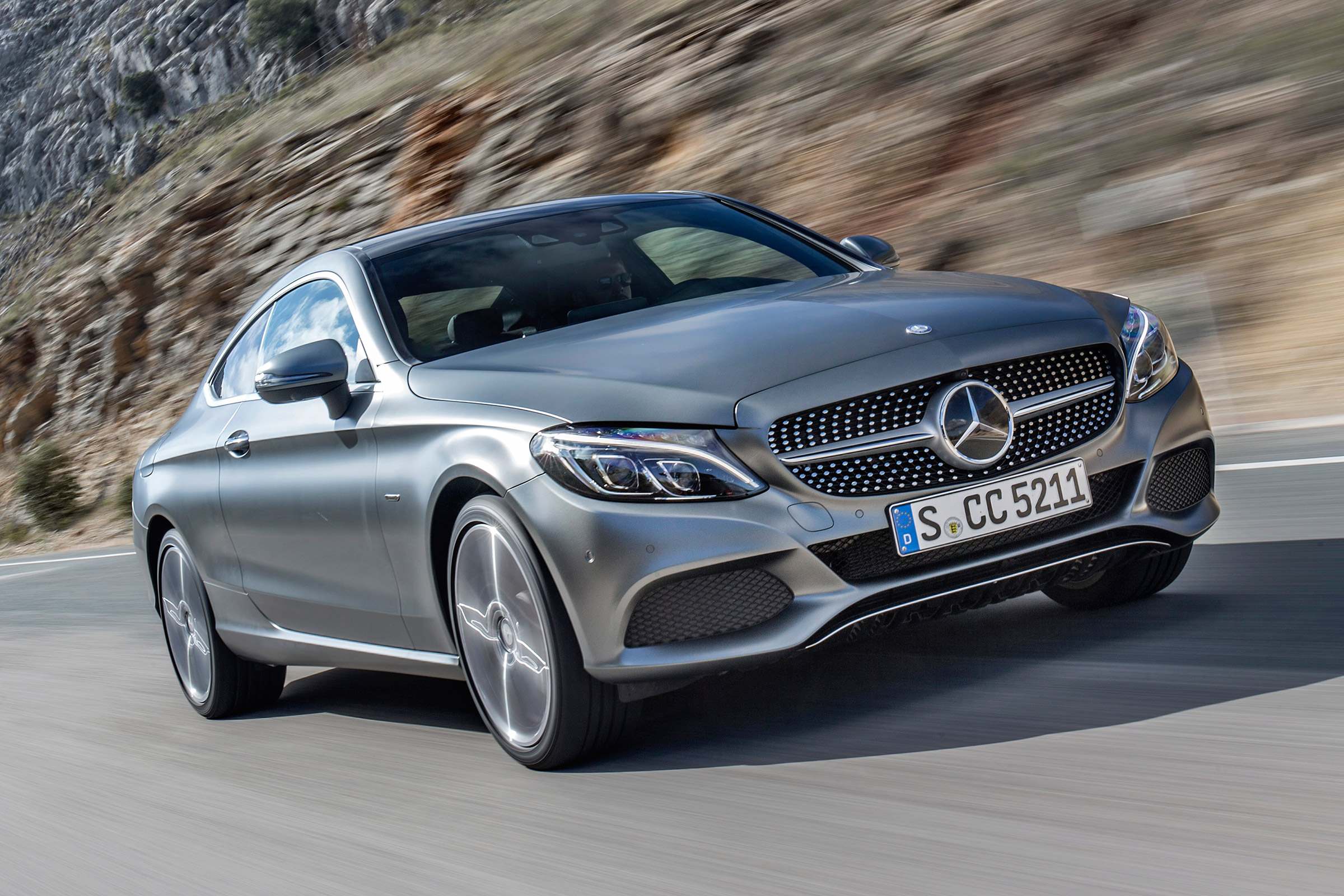 Mercedes C300 Coupe 2015 review | Auto Express