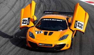 McLaren 12C GT Sprint doors