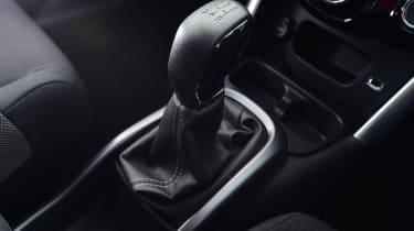 Citroen C3 Aircross - transmission