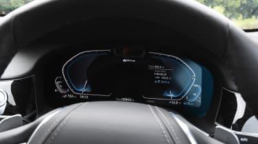 BMW 7 Series - dials