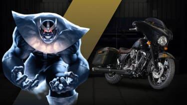 Harley Davidson Marvel Super Hero Customs - Thanos Voracious