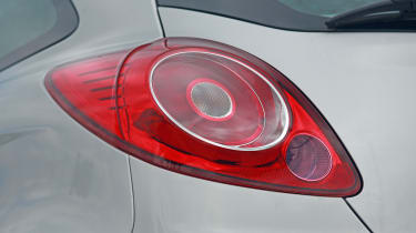 Used Ford Ka review - taillight