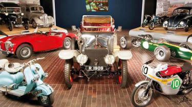 Beaulieu National Motor Museum - overview