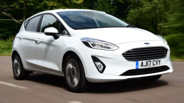 Best first cars for new drivers - Ford Fiesta