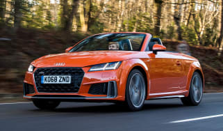 Audi TT Roadster - front