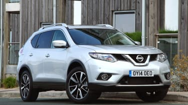 Used Nissan X-Trail - front static