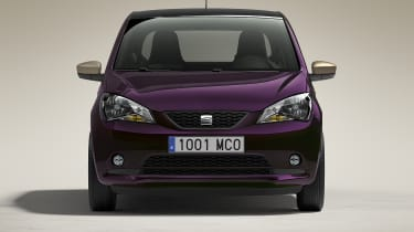 SEAT Mii by Cosmopolitan - front end
