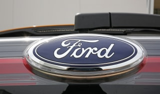 Ford Edge - Ford badge