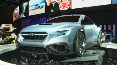 Subaru VIZIV Performance Concept - front static