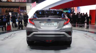 Toyota C-HR - Geneva rear