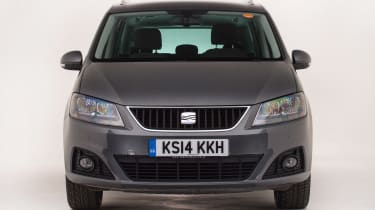 Used SEAT Alhambra - full front