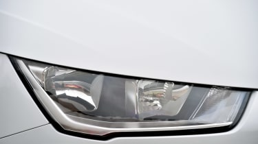 New Audi A1 2015 light
