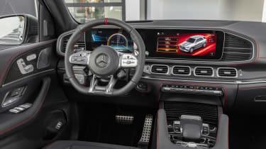 Mercedes-AMG GLE 53 - dash