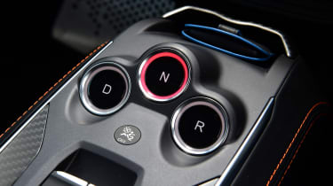 Alpine A110 S - transmission