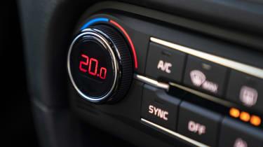 Kia Ceed Sportswgaon - temperature control