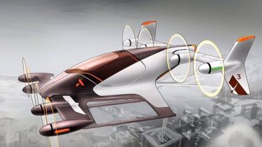Airbus Project Vahana