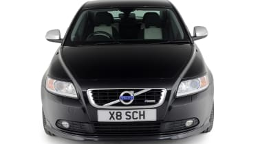 Used Volvo S40 - full front