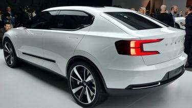 Volvo 40.2 concept - rear