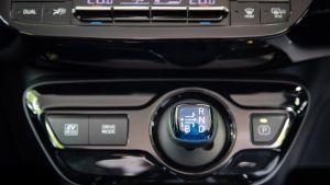 Toyota Prius gearlever
