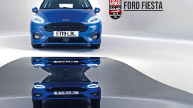 Ford Fiesta - 2019 Supermini of the Year