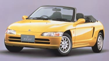 Best Japanese modern classics - Honda Beat
