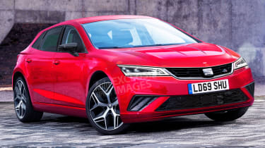 2019 SEAT Leon - front (watermarked)