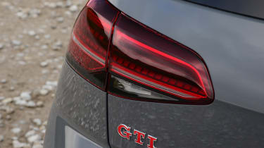 Volkswagen Golf GTI TCR - rear light