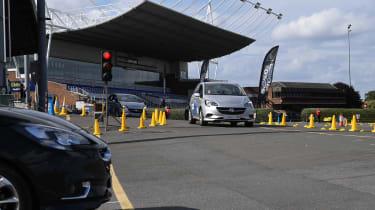 Kid Drivers - corsa junction
