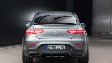 Mercedes-AMG GLC 63 Coupe Edition 1 rear