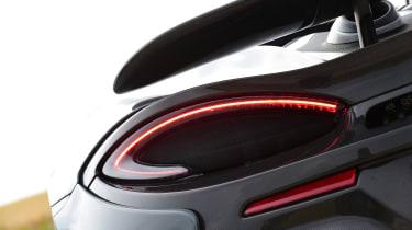 McLaren 600LT Spider - rearlight