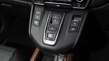 Honda CR-V - console