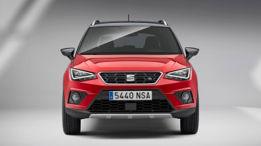 SEAT Arona FR - full front