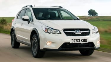 Best cheap 4x4s and SUVs - Subaru XV