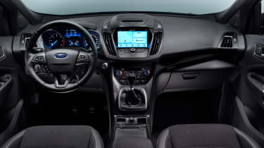2016 Ford Kuga SUV - interior