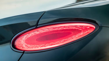 Bentley Continental GT Convertible - rear light