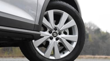 Arona - wheel