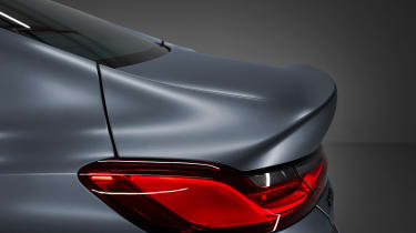BMW 8 Series Gran Coupe - rear light