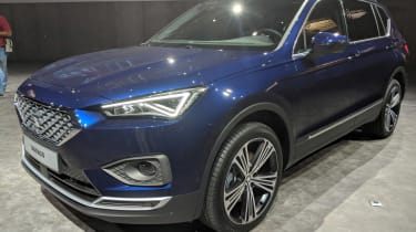 SEAT Tarraco - reveal front