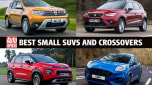Best small SUVs and crossovers - header