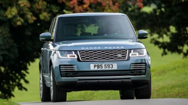 Range Rover SDV8 - front