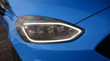Ford Fiesta ST Edition - headlight