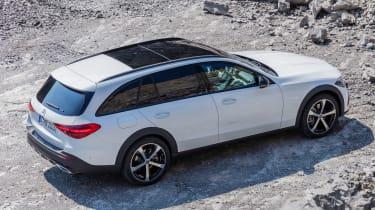 Mercedes C-Class All-Terrain - rear static