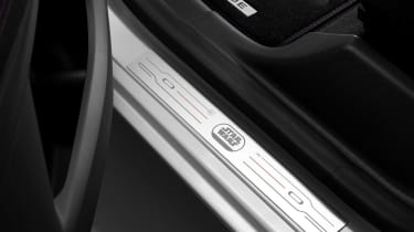 Renault Zoe Star Wars special edition - sill