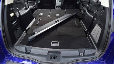 Ford S-MAX long-term - boot