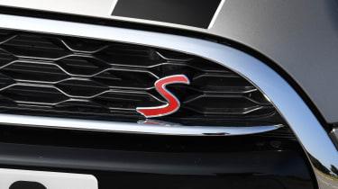 MINI Cooper S Convertible - badge