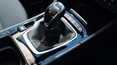 Vauxhall Insignia Grand Sport - transmission